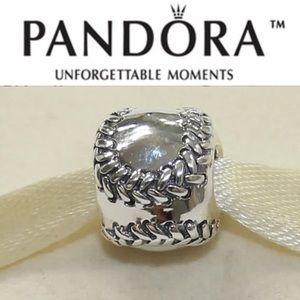 790969 Pandora Baseball Charm Brand new